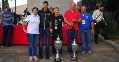 Enrico Piu su Formula Gloria vince il 9° Slalom Città di Nuoro