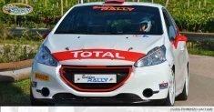 Baldon Rally, Nicola Casa e l'italiano Slalom ad Este