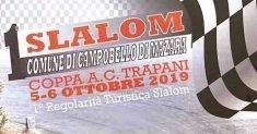 Domenica la 1ª edizione dello Slalom Comune di Campobello di Mazara